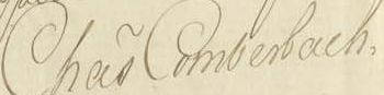 Condoleance at the death of Anne Mary Fox-Guion