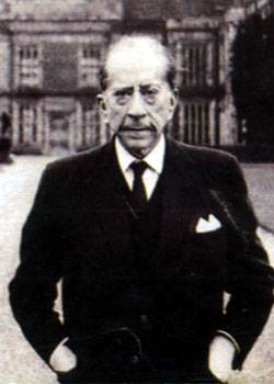 Jean Paul Getty, Sr.