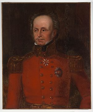 Lt.-Gen. Richard Bourke