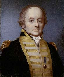 Vice Admiral William Bligh